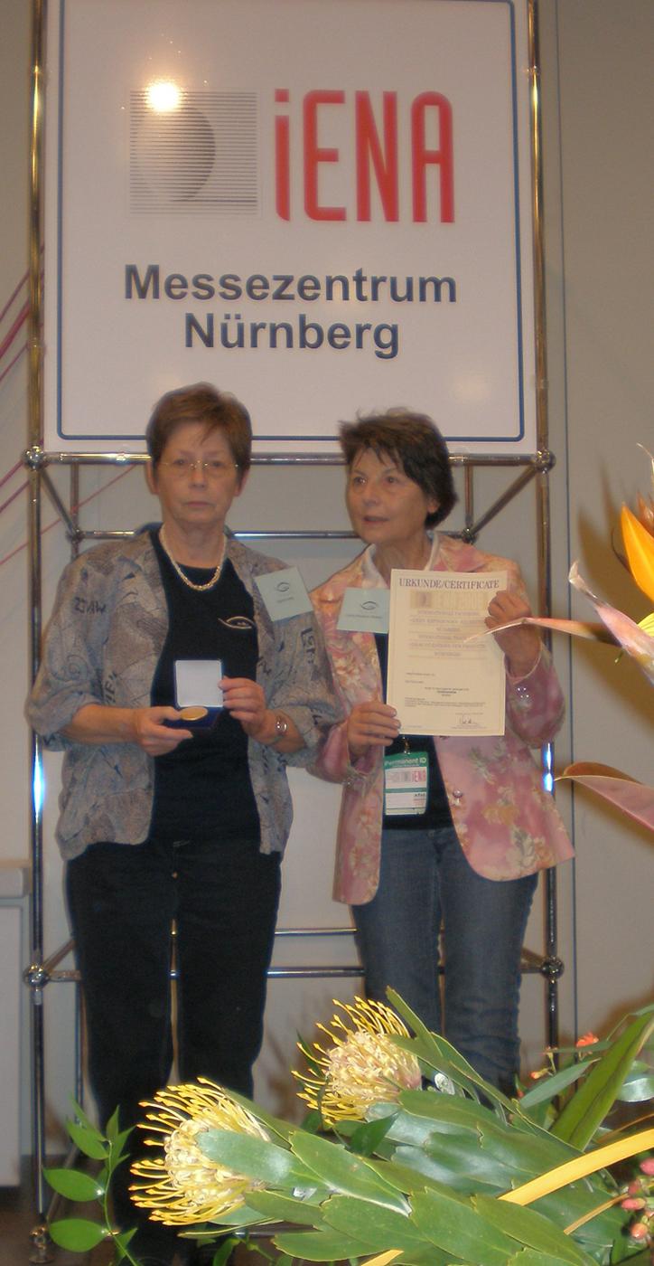 Sigrid Ladig und Gisela-Elisabeth Winkler